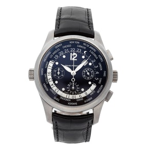 Girard-Perregaux World Time WW.TC Financial Chronograph 49805