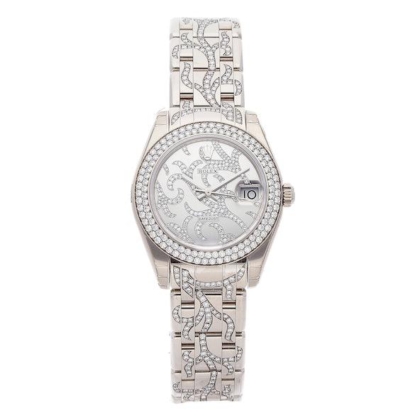 Rolex Datejust Pearlmaster 81339