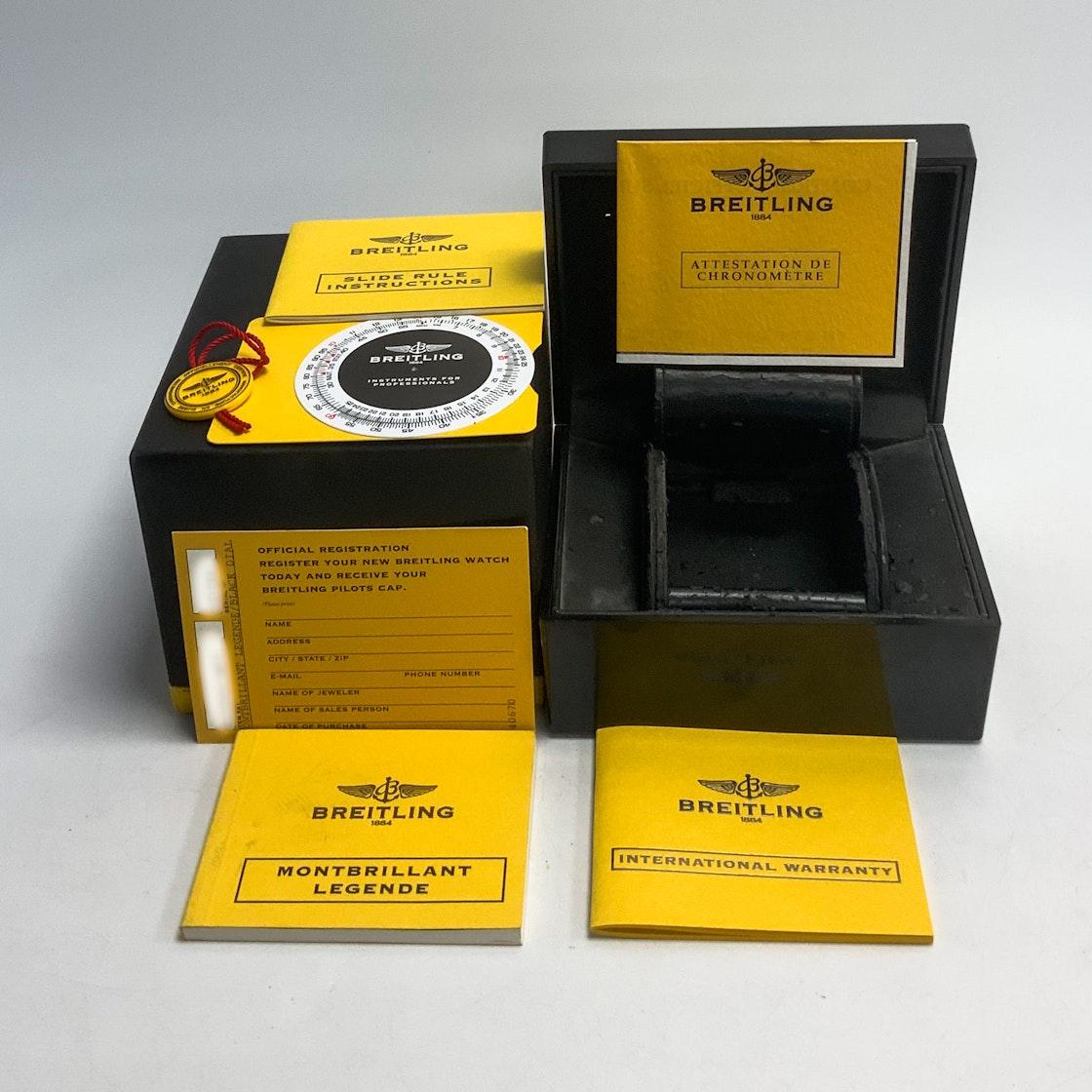 Breitling Montbrillant Legende A2334021/B871