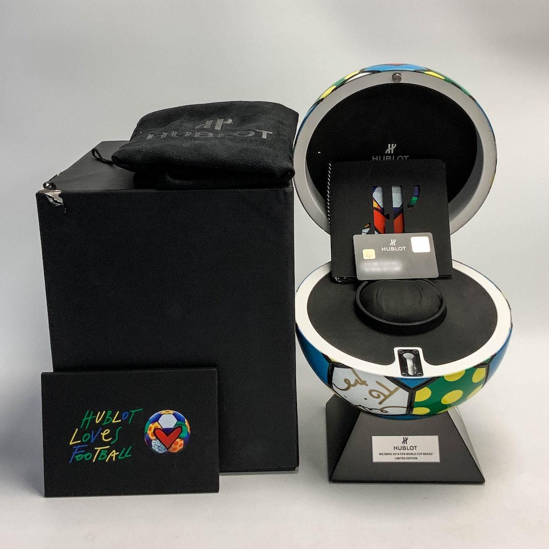 Hublot Big Bang Unico Bi-Retrograde FIFA 412.CQ.1127.RX