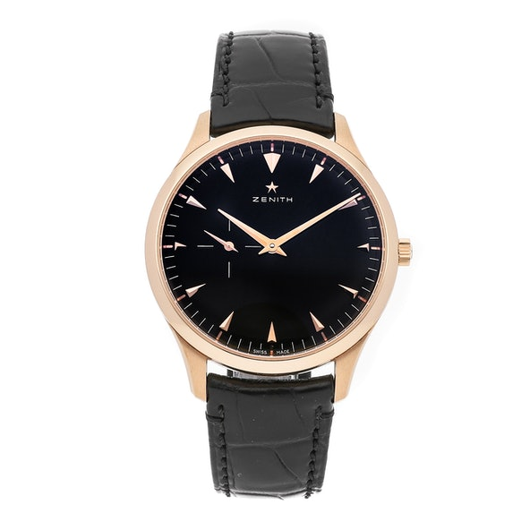 Zenith Heritage Ultra Thin Small-Seconds 18.2010.681/21.C493