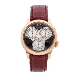 F.P. Journe Centigraphe Souverain Boutique Edition CENT SOUV BTQ