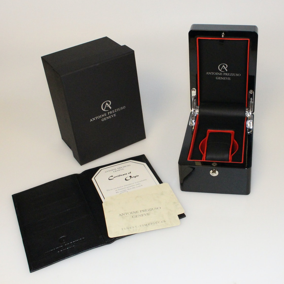 Antoine Preziuso Power Energy Indicator Limited Edition AFP-015-018-GTS