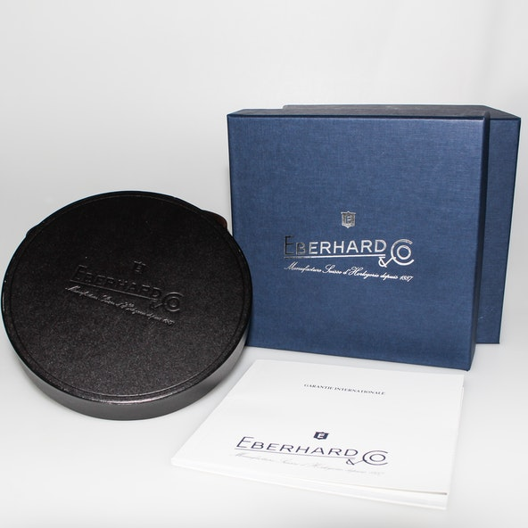 Eberhard Traversetolo Chronograph 31051.3