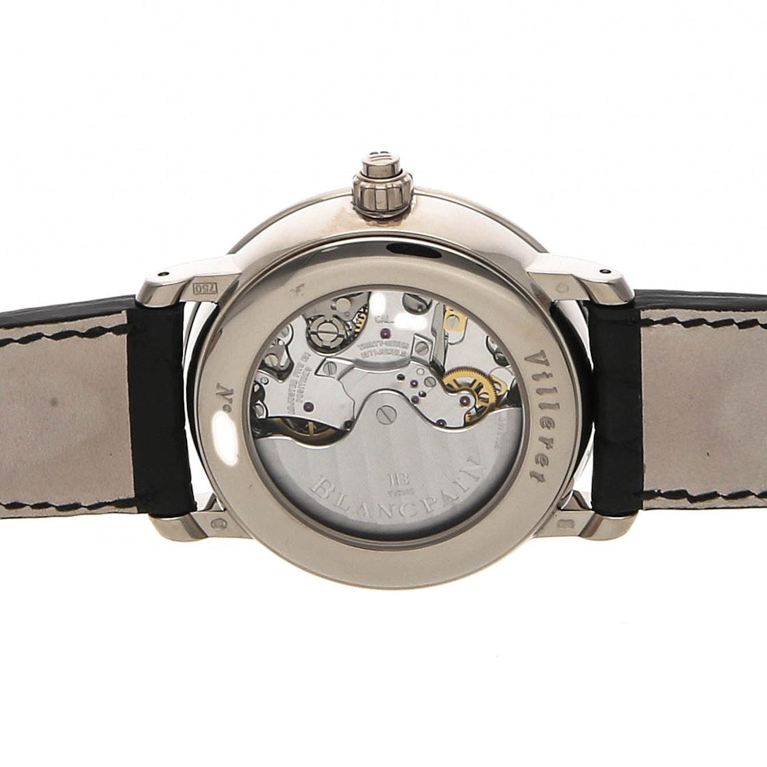 Blancpain Villeret Chronographe Monopusher 6185-1546-55B