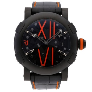 Romain Jerome Steampunk Orange Limited Edition RJ.T.AU.SP.005.05