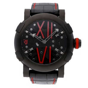 Romain Jerome Steampunk Red Limited Edition RJ.T.AU.SP.005.04