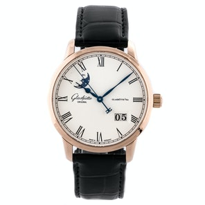 Glashutte Original Senator Panorama Date Moonphase 100-04-32-15-04