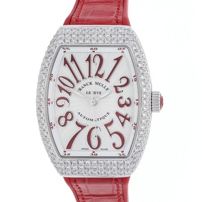 Franck Muller Vanguard Lady 32 V SC AT AC FO D RG