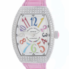 Franck Muller Vanguard Lady 32 V SC AT AC FO COL D RS