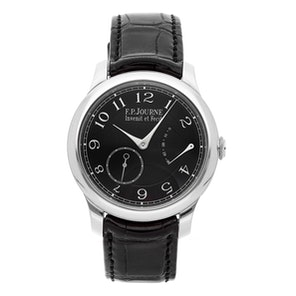 "F.P. Journe Chronometre Souverain ""Black Label"""