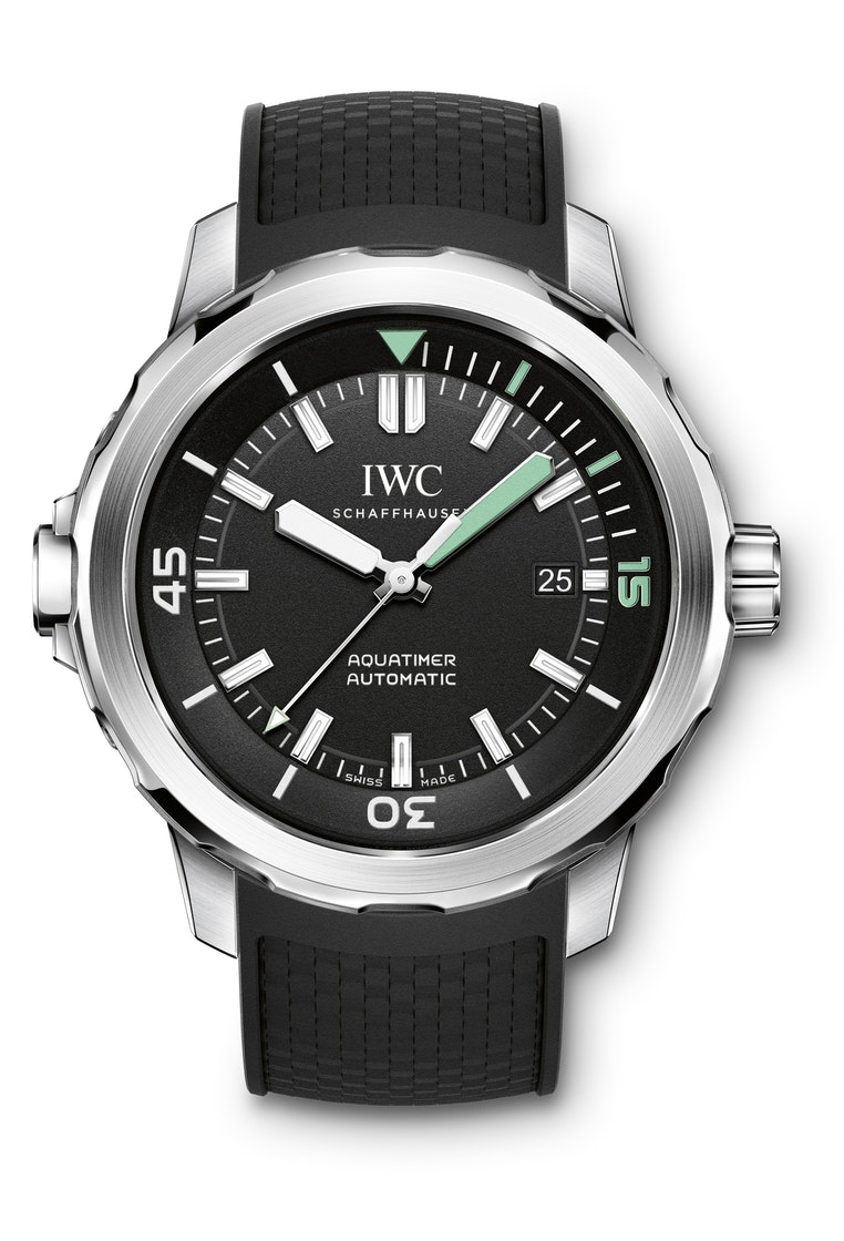IWC Aquatimer Automatic IW 3290 Mens Watch