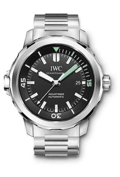 IWC Aquatimer Automatic IW 3290 Mens Watch