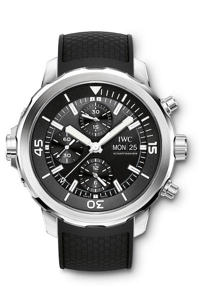 IWC Aquatimer Chronograph IW 3768 Mens Watch