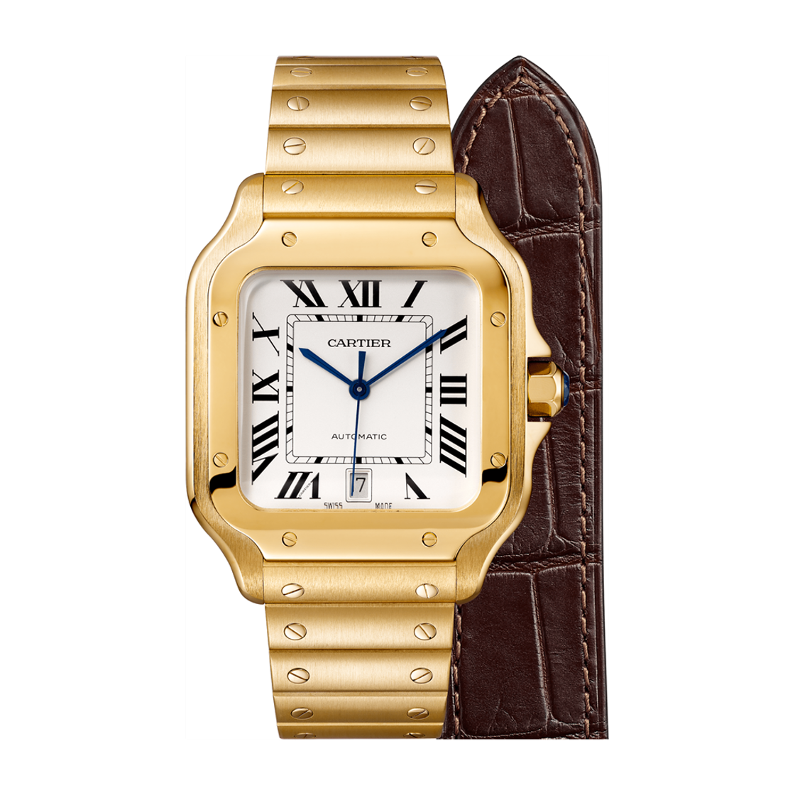 Cartier Santos de Cartier Large WGSA0009