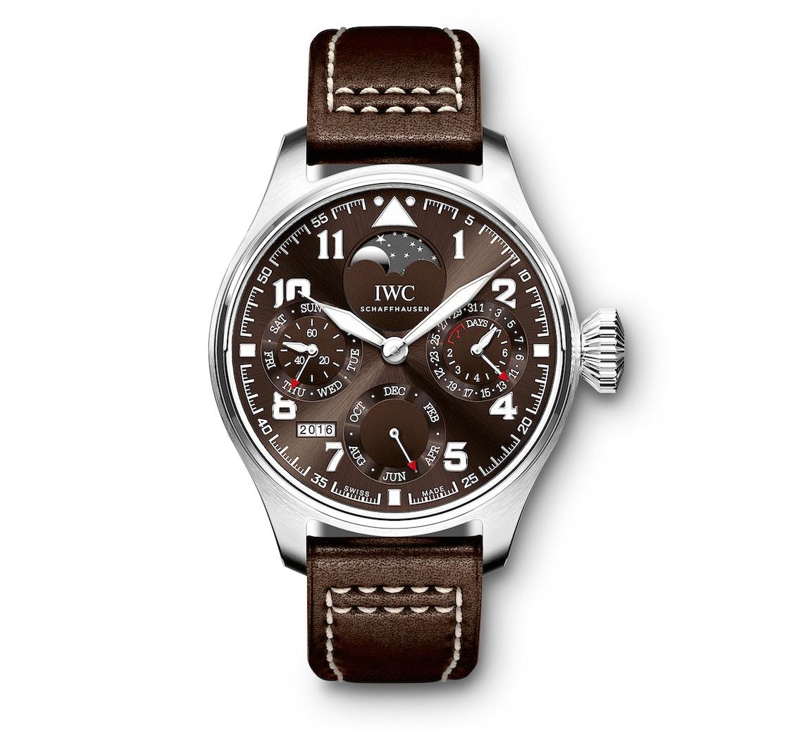 "IWC Big Pilot's Watch Perpetual Calendar Edition ""Antoine De Saint Exupery"" IW503801"