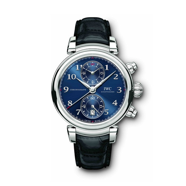 "IWC Da Vinci Chronograph Edition ""Sport for Good Foundation"" IW393402"