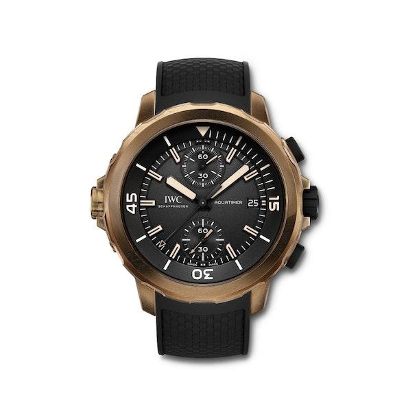"IWC Aquatimer Chronograph Edition ""Expedition Charles Darwin"" IW379503"