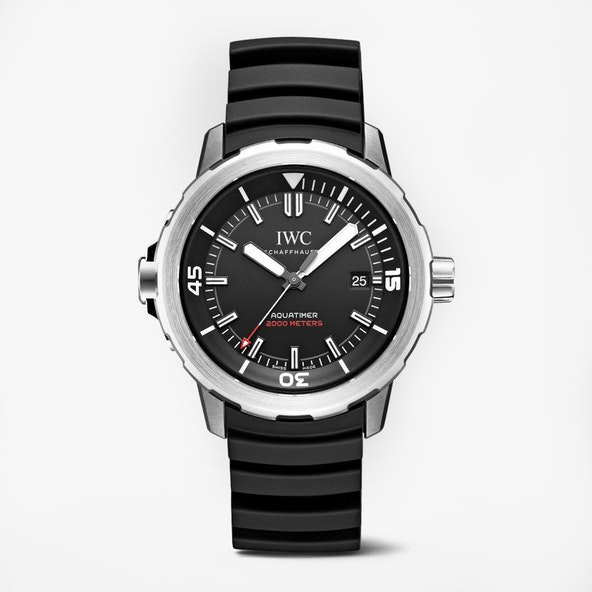 "IWC Aquatimer 2000 Edition ""35 Years Ocean 2000"" IW329101"