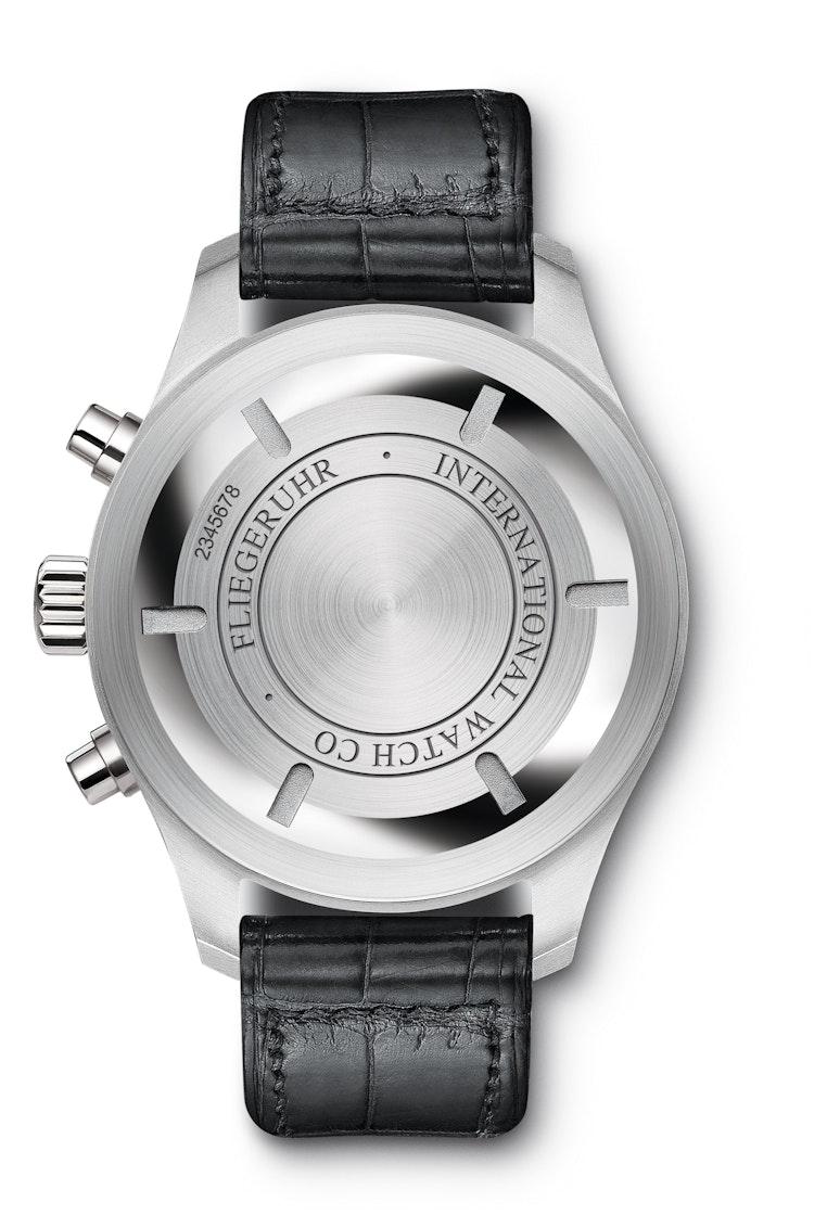 IWC Pilot's Watch Chronograph IW 3777 Mens Watch