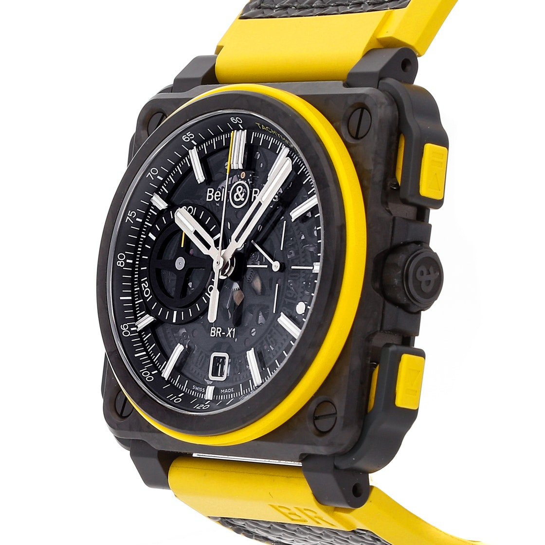 Bell and Ross BR- X1 RS 16 Limited Edition BRX1-CE-CF-RS16
