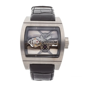 Corum Ti-Bridge Tourbillon 022.702.04/0F81 0000