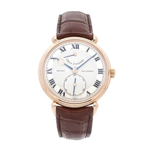Urban Jurgensen 1142C CS 1142C CS ROSE GOLD