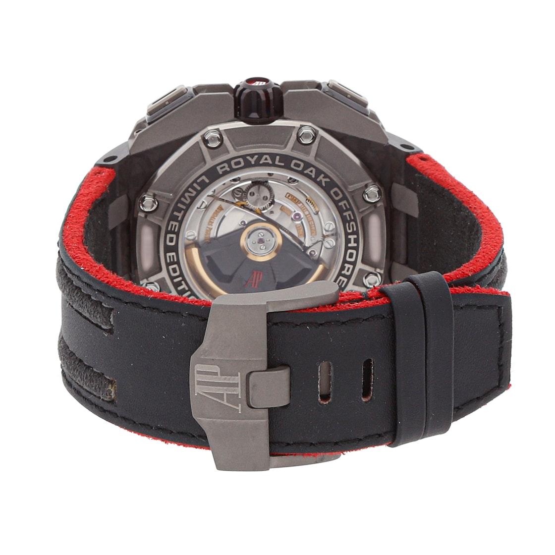 Audemars Piguet Royal Oak Offshore Grand Prix Chronograph Limited
