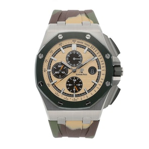 "Audemars Piguet Royal Oak Offshore Chronograph ""Combat"" 26400SO.OO.A054CA.01"
