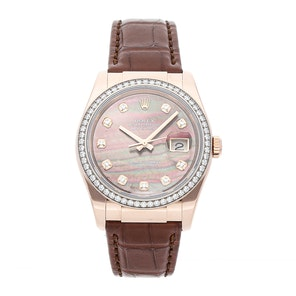 Rolex Datejust 116185