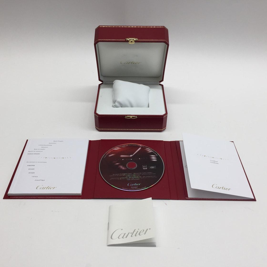 Cartier Tank Louis de Cartier W1560003