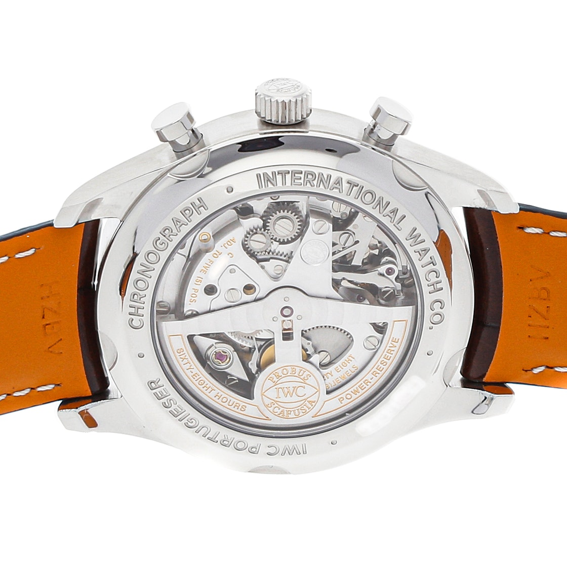 IWC Portugieser Chronograph Classic IW3904-03
