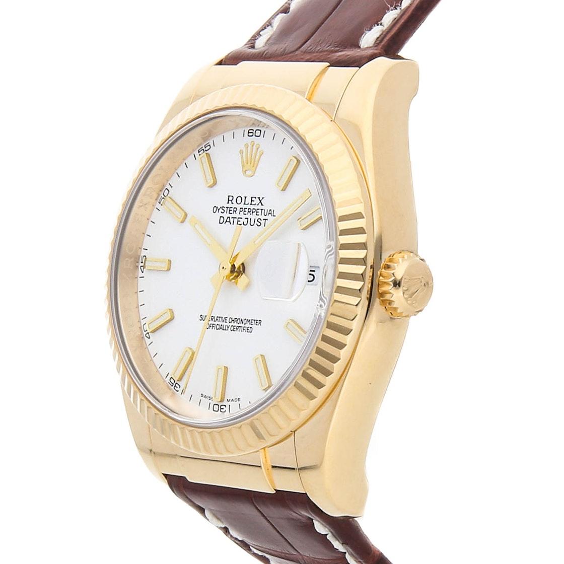 Rolex Datejust 116138
