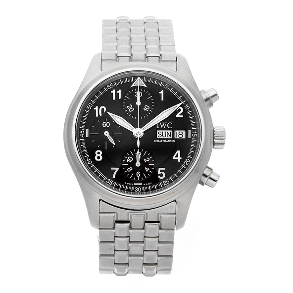 IWC Pilot Spitfire Chronograph IW3706-18
