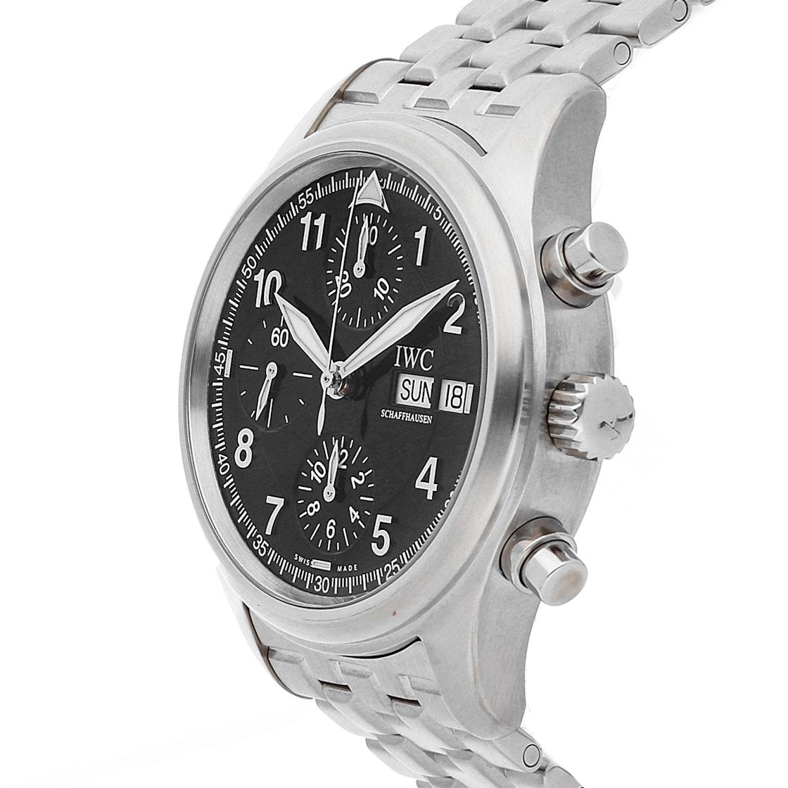 IWC Pilot Spitfire Chronograph IW3706-18