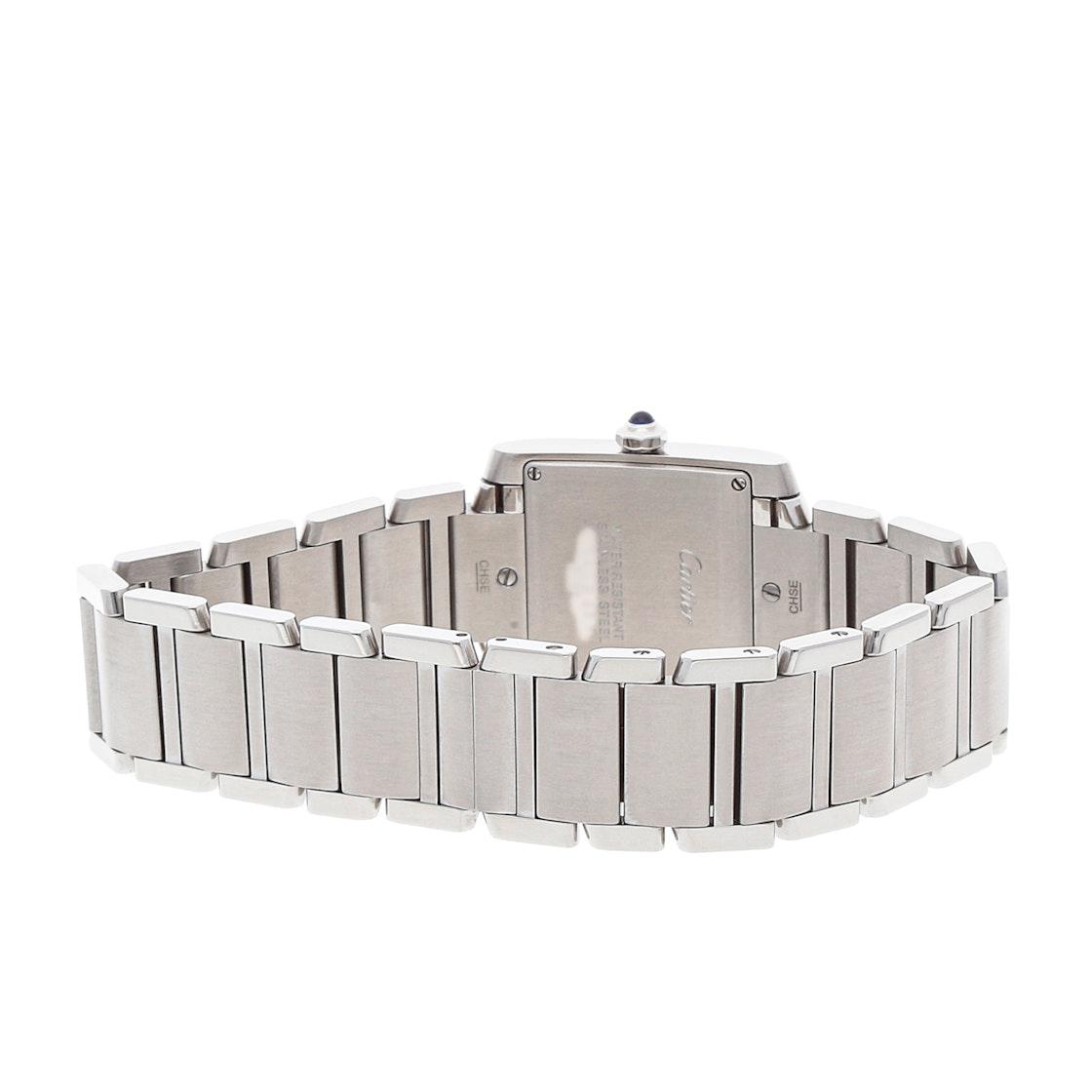 Cartier Tank Francaise Midsize W51011Q3