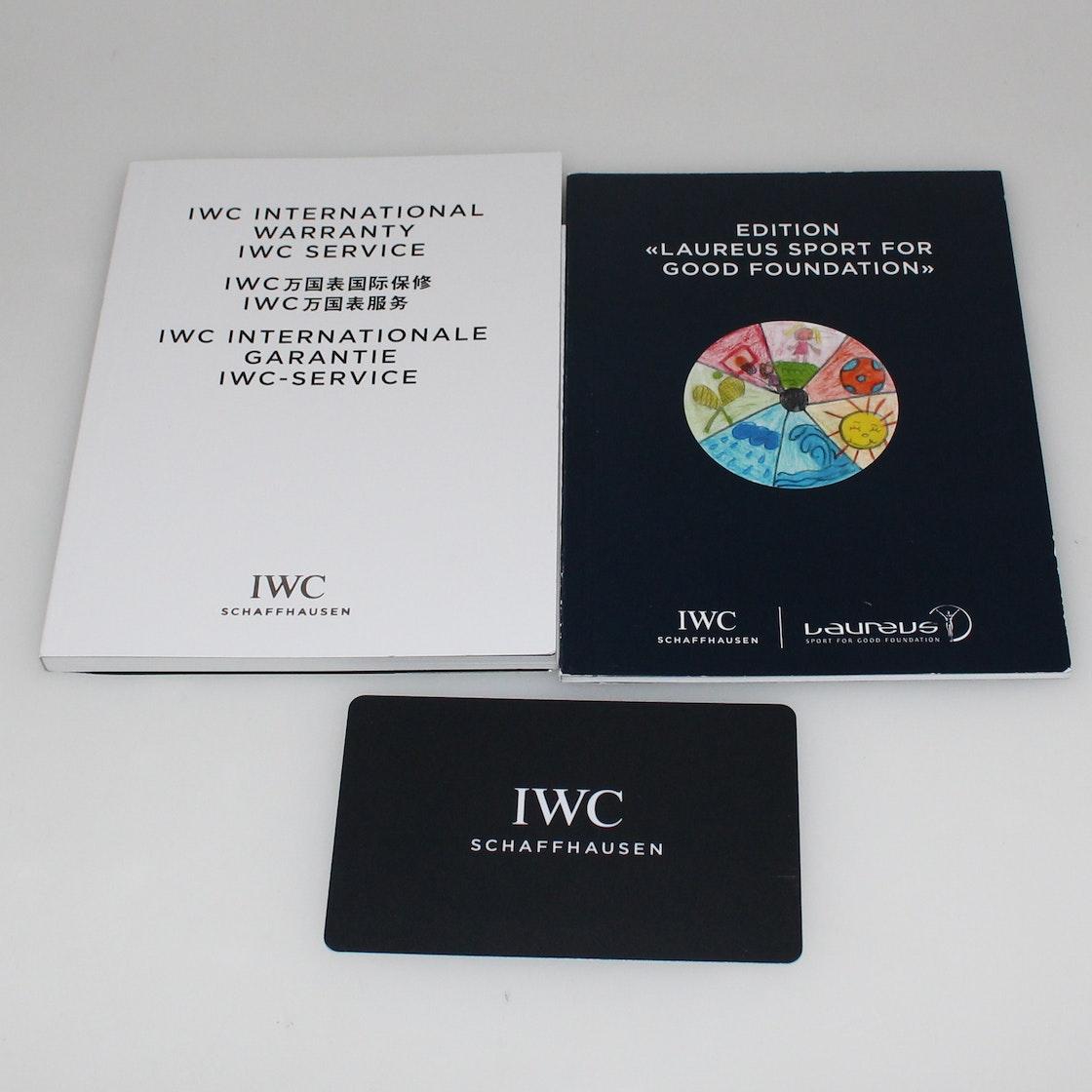 IWC Pilot's Watch Mark XVIII Edition Laureus Sport For Good Foundation IW3247-03