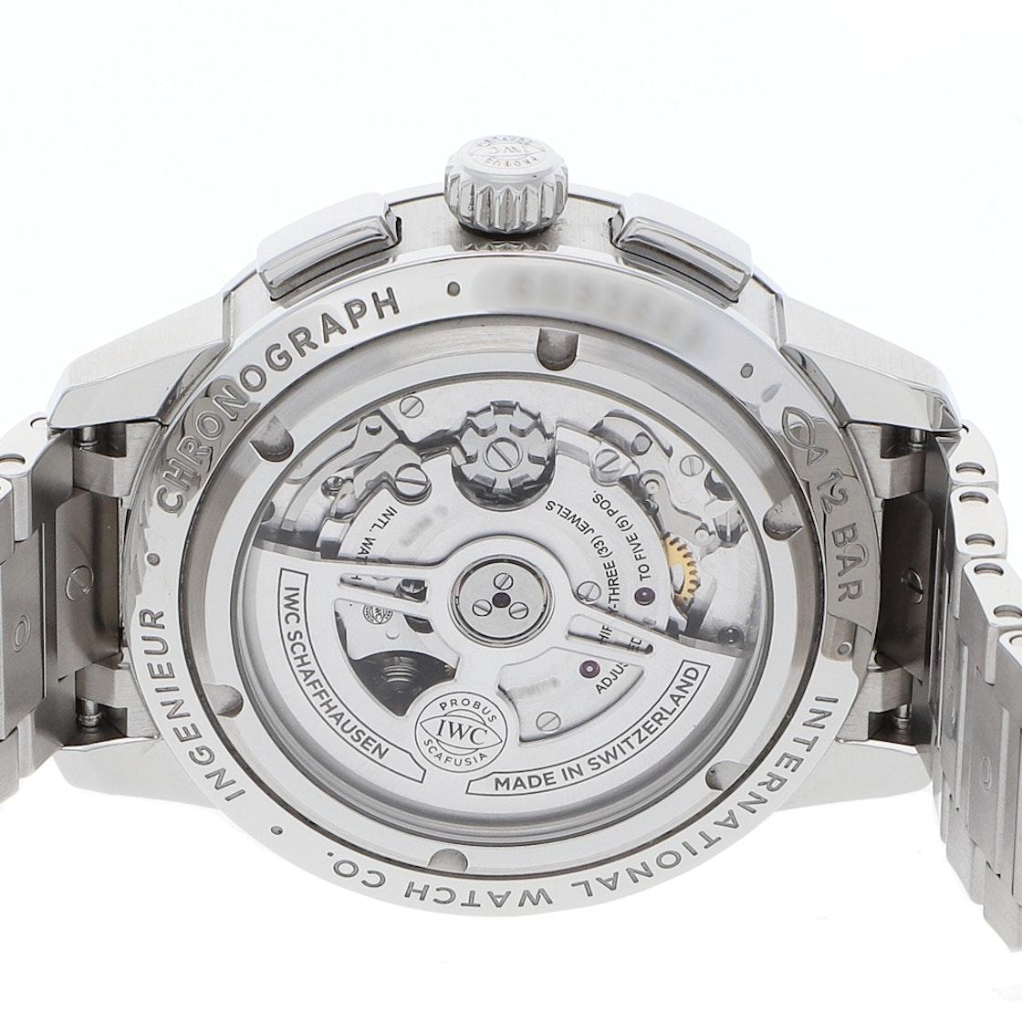 IWC Ingenieur Chronograph IW3808-02