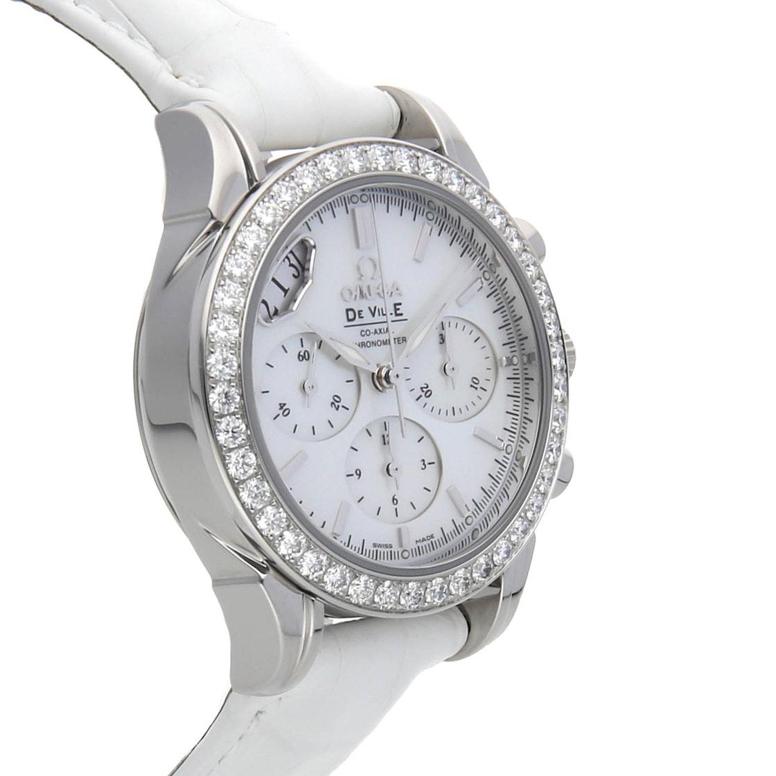 Omega De Ville Chronograph 4877.70.36