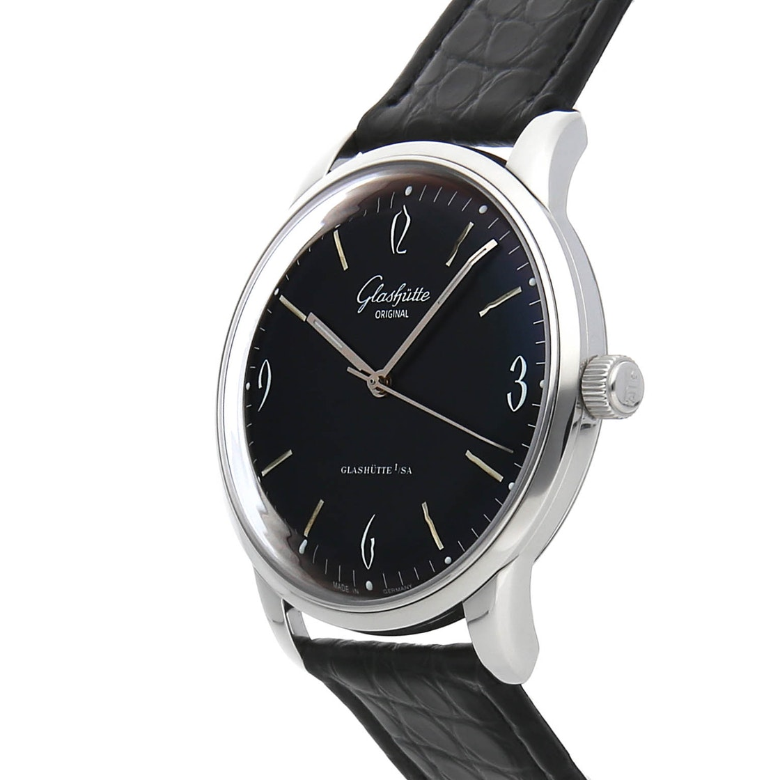 Glashutte Original Senator Sixties 39-52-04-02-04