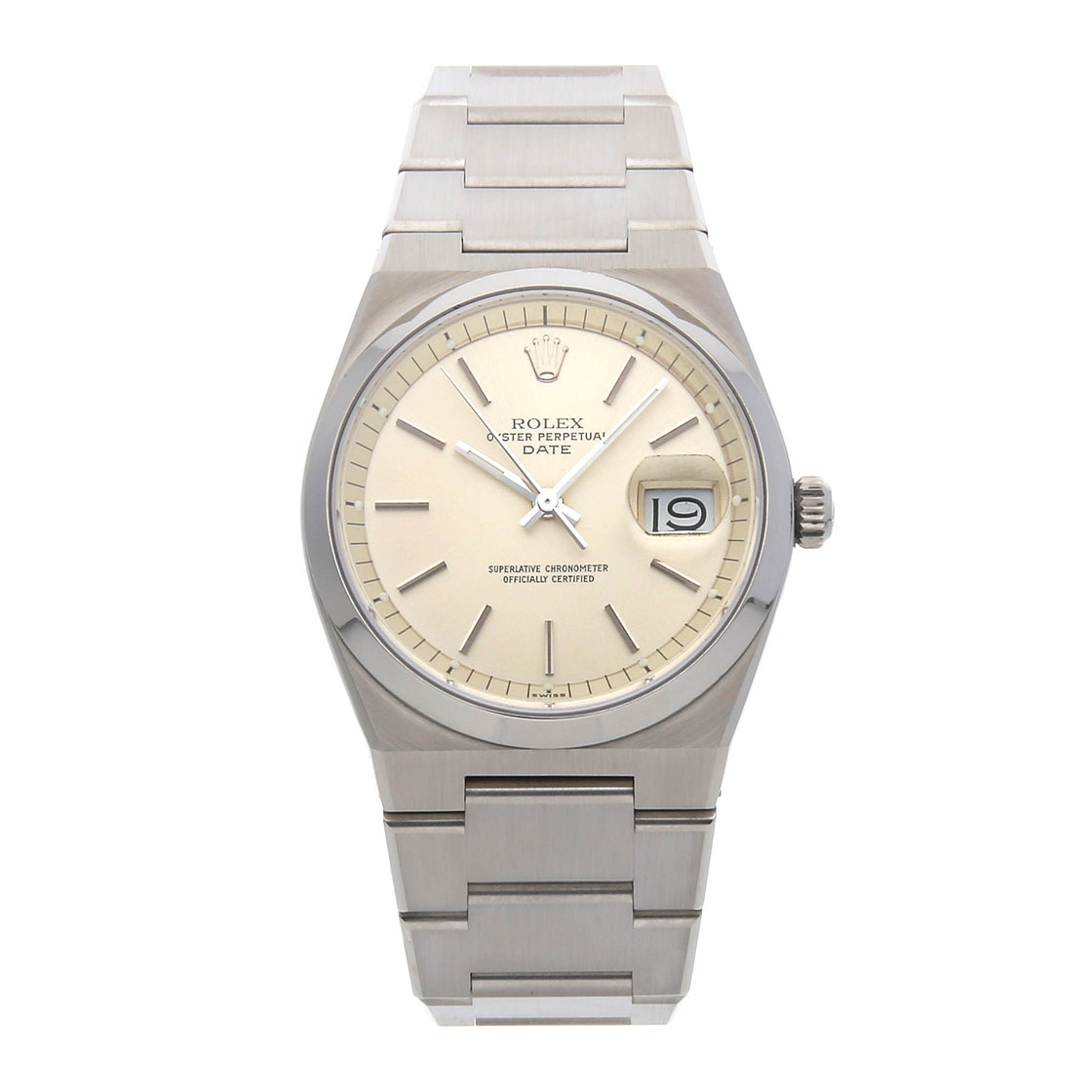 Rolex Vintage Oyster Perpetual Date 1530