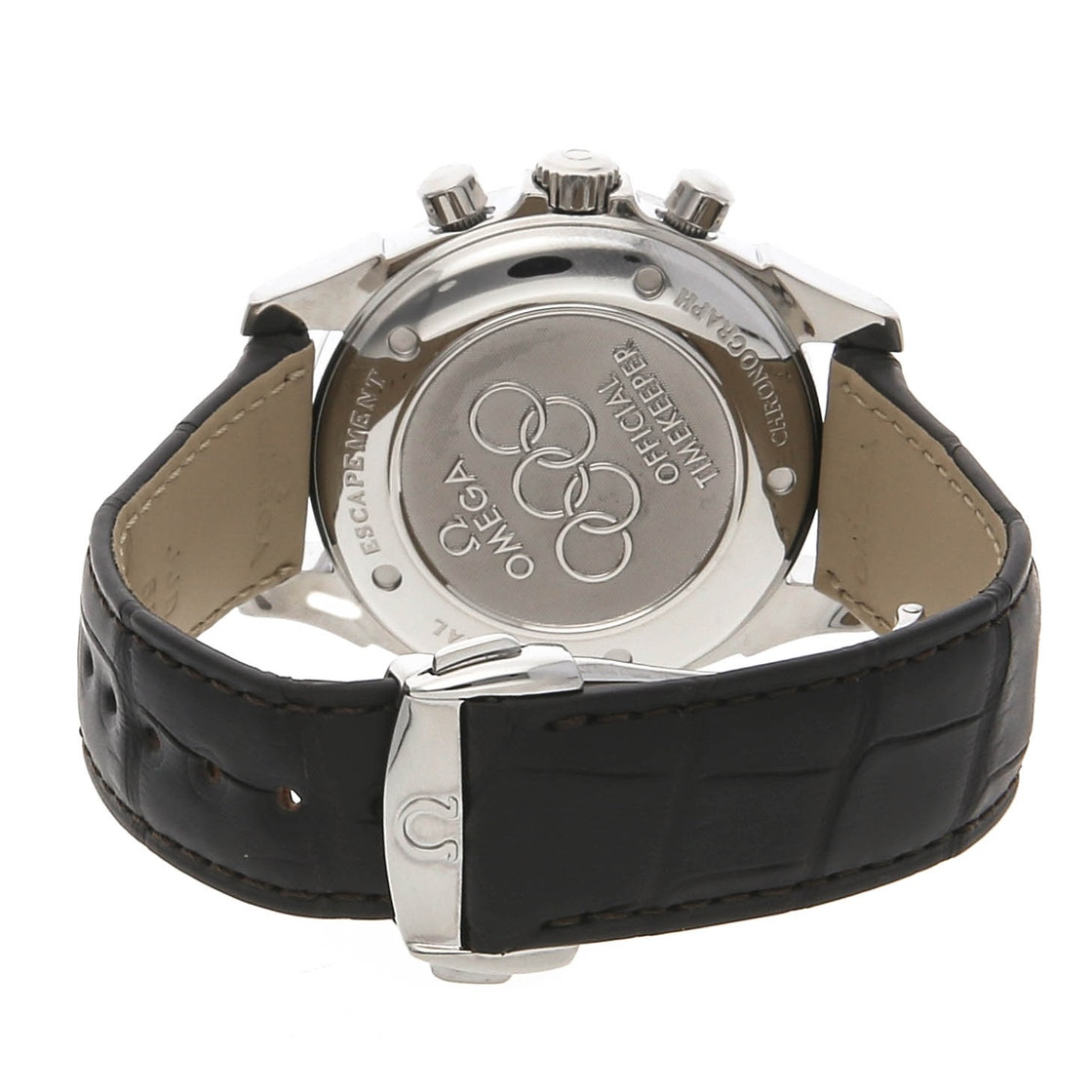 Omega Specialties Olympic Chronograph 4846.20.32
