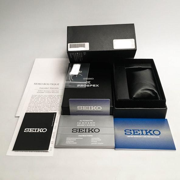 Seiko Prospex Diver 300m Limited Edition SLA019