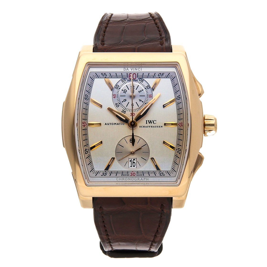IWC Da Vinci Chronograph IW3764-02
