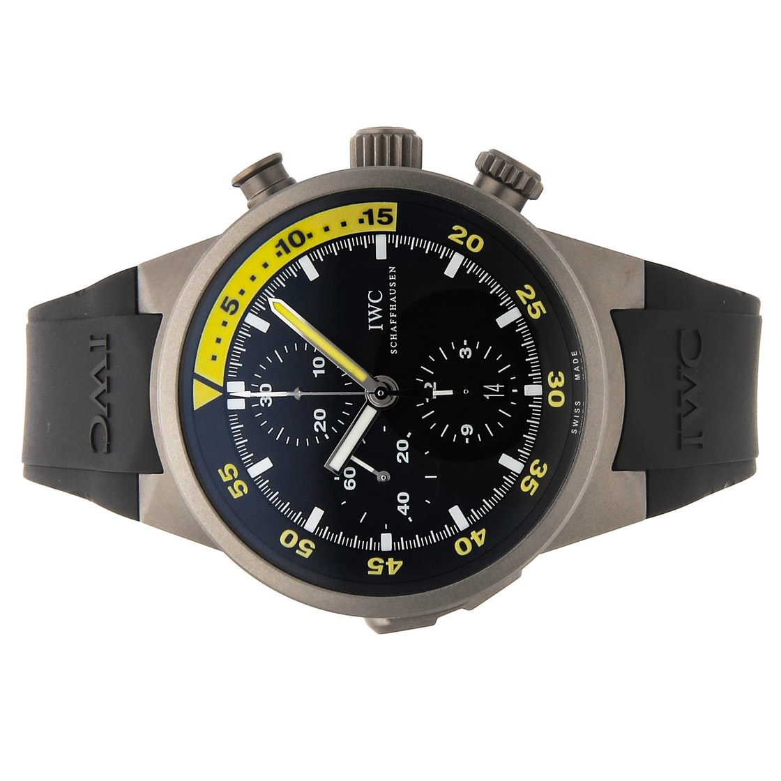 IWC Aquatimer Split-Minute Chronograph IW3723-04