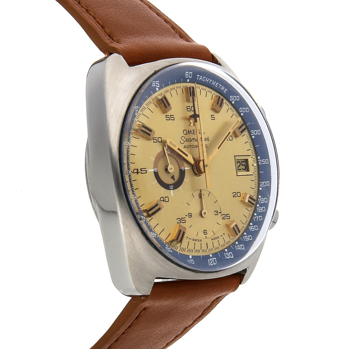Omega Vintage Seamaster Chronograph 176.007