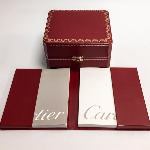Cartier Pasha C W31055M7