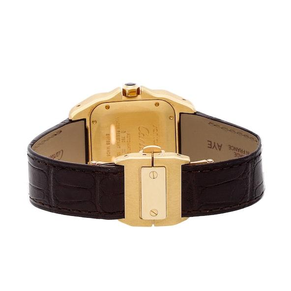 Cartier Santos 100 Medium W20112Y1