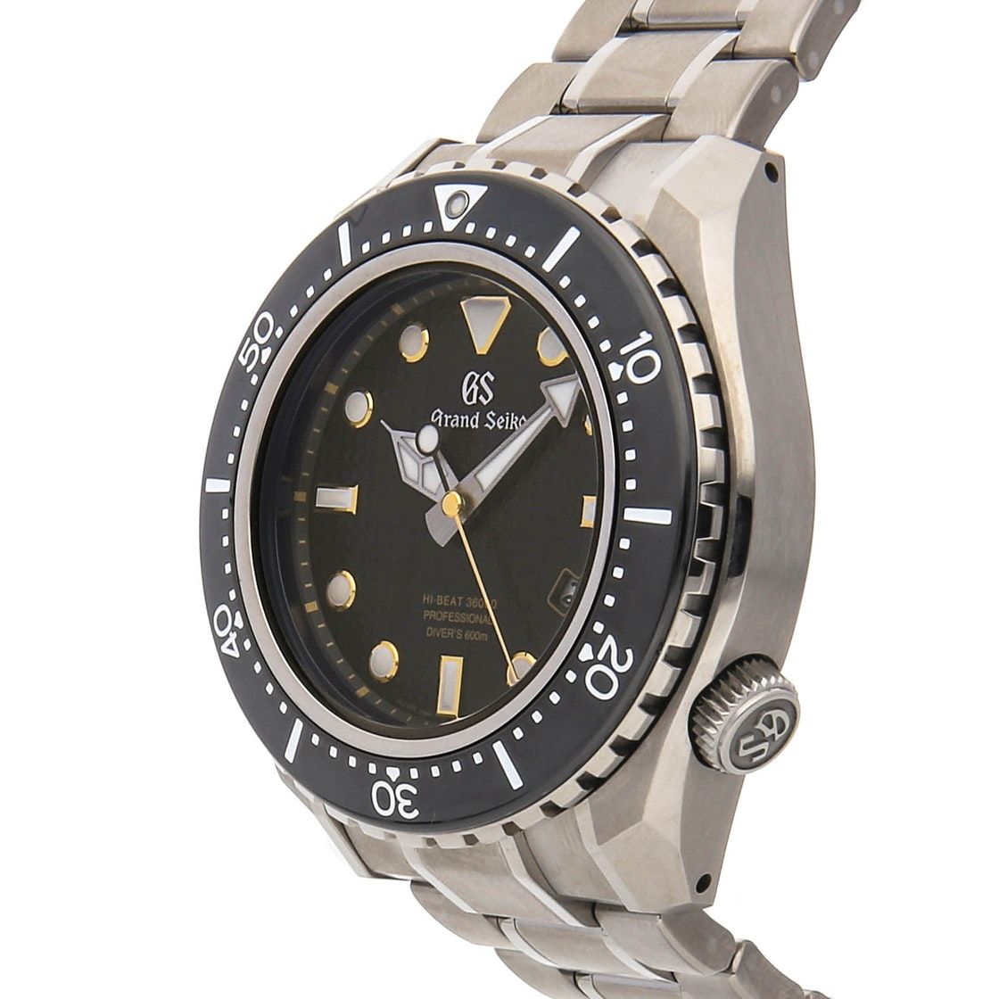 reputable site b7f9d 70a3c Grand Seiko Hi-Beat 36000 Professional Diver SBGH255