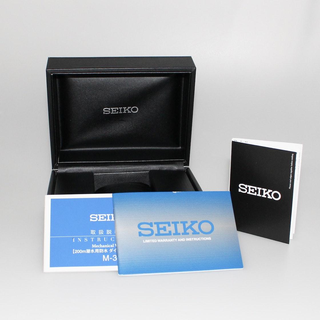 Seiko Prospex Transocean 200m SBEC002